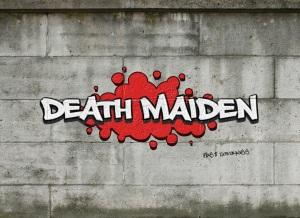 DeathMaidenGraffitti