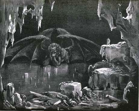 Dante's Satan