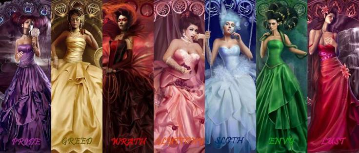 The Seven Deadly Sinners
