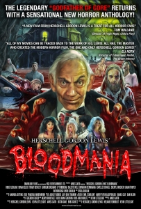 BloodMania Official Poster
