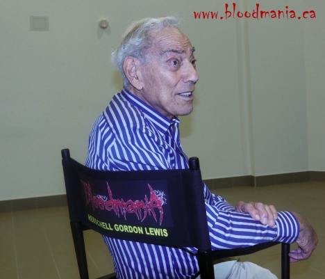 Herschell Gordon Lewis Photo provided by HGB Entertainment